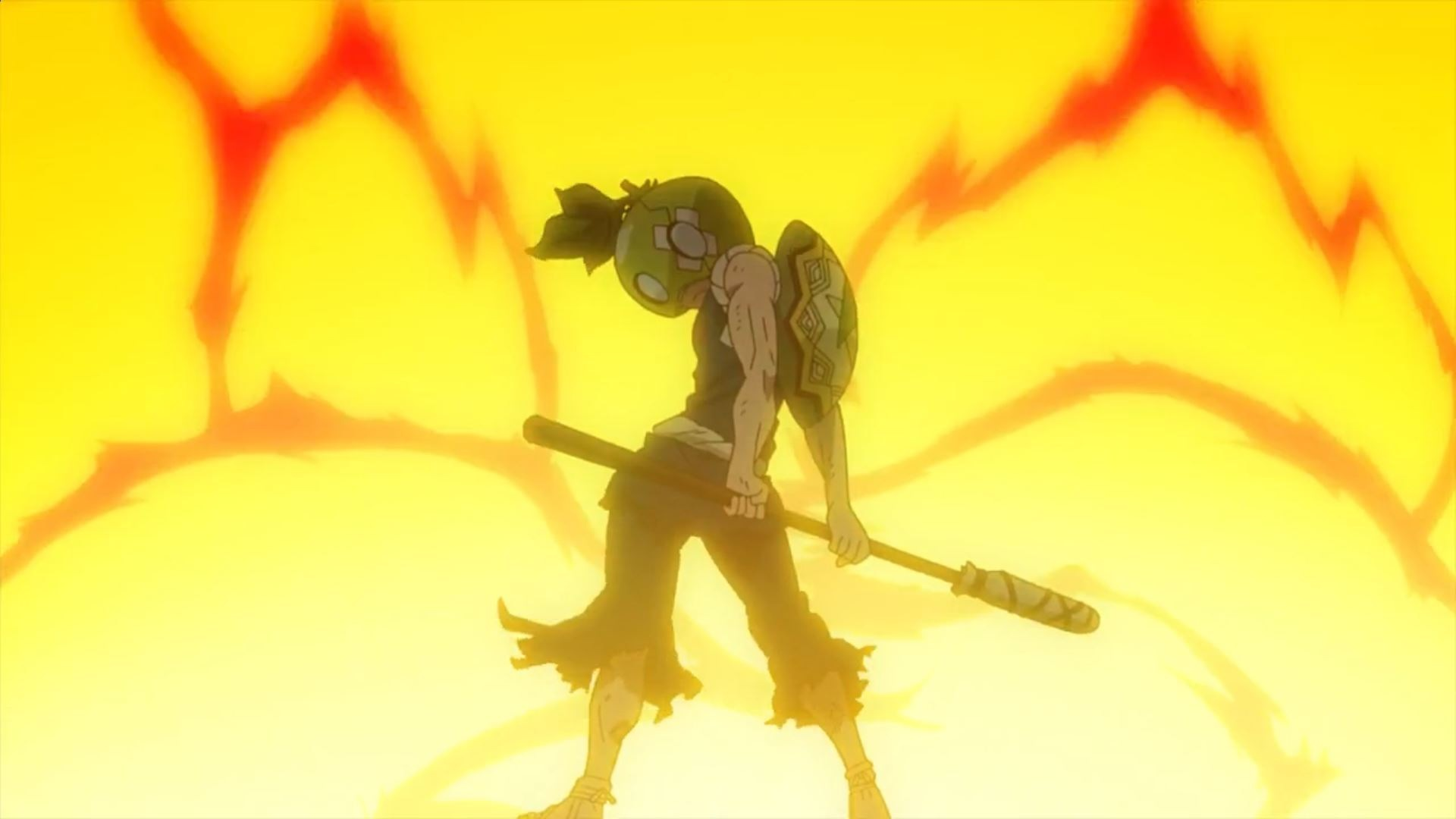 Dr.stone ep 13 screen 4