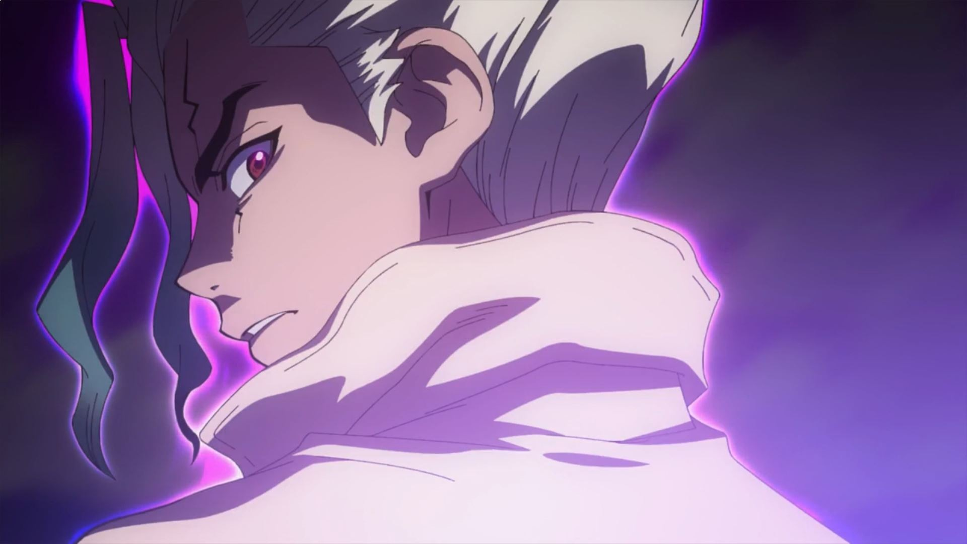 Dr.stone ep 13 screen 1