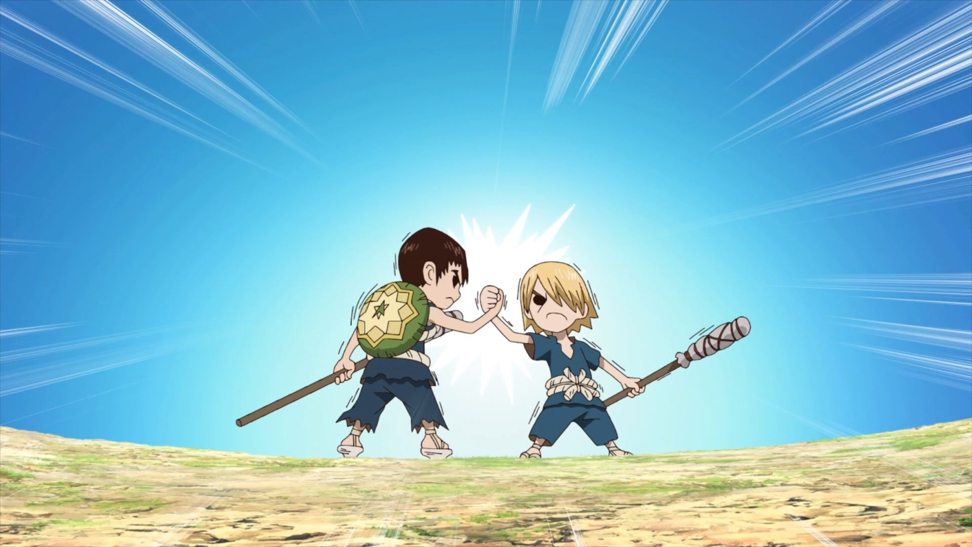 Dr.stone ep 11 screen 4