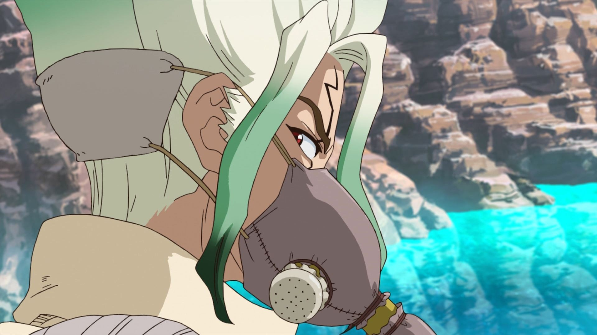 Dr.stone ep 12 screen 3