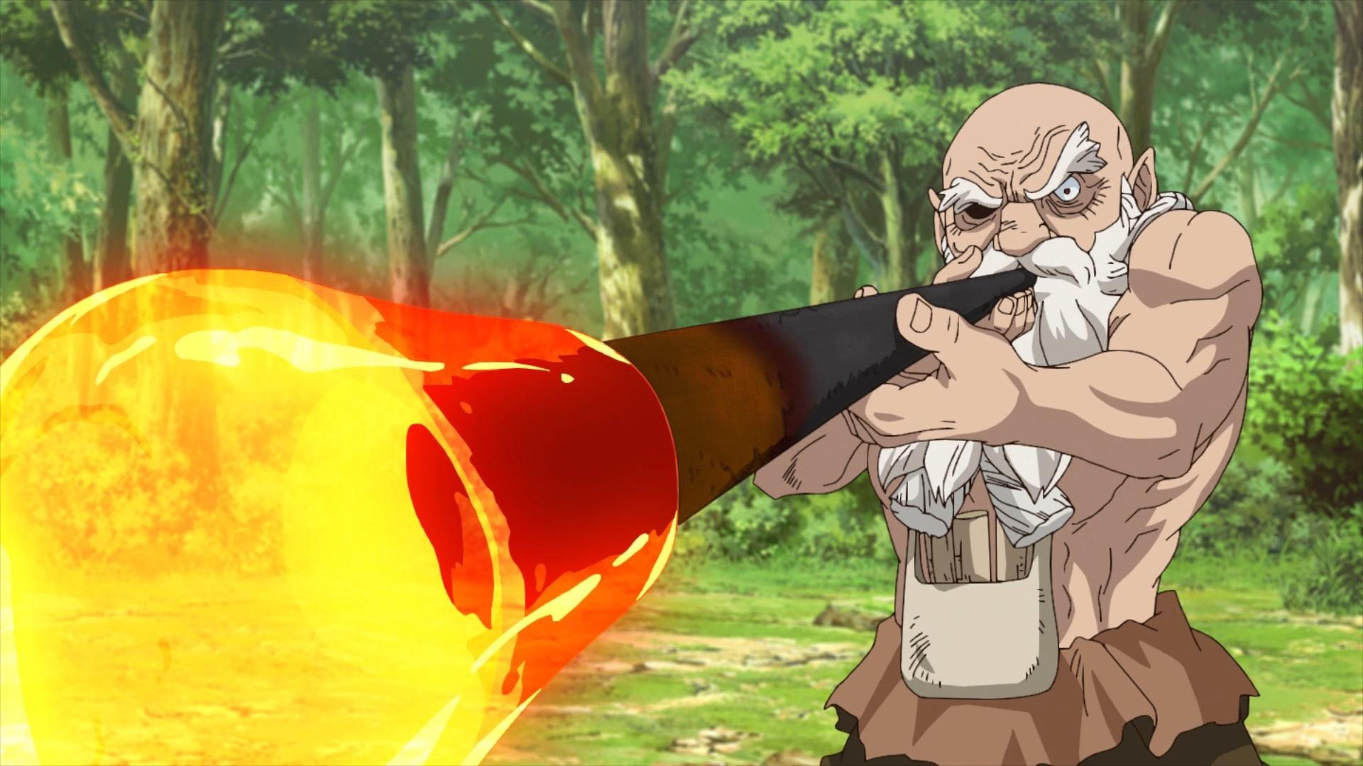 Dr.stone ep 11 screen 3