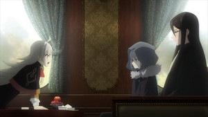 Fate / Olga-marie / Gray / Waver