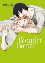 Couverture Wonder Border