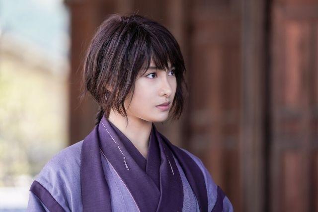 L'axctrice TSUCHIYA Tao est MAKIMACHI Misao