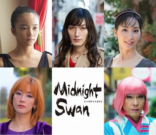 Le casting du film Midnight Swan