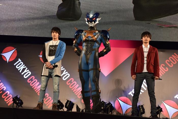 Ultraman Toregia