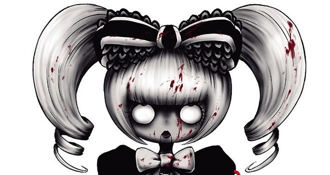 Akata inaugure sa collection wtf avec magical girl of - Dessin horreur ...