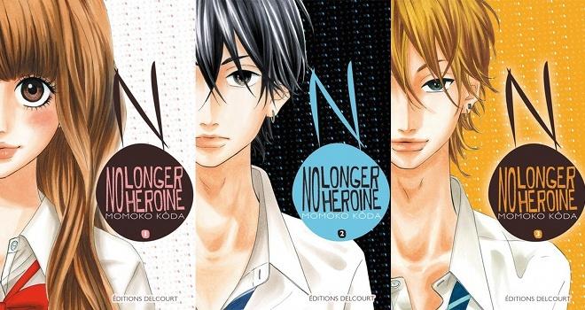 l u0026 39 adaptation cin u00e9matographique du manga no longer heroine pr u00e9vue pour l u0026 39  u00e9t u00e9 2015 au japon