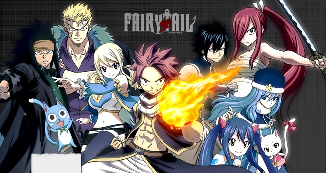 La nouvelle s rie fairy tail sur j one et anime digital network icotaku - Embleme de fairy tail ...